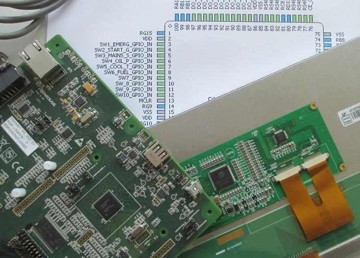 progettazione schede elettroniche sistemi embedded